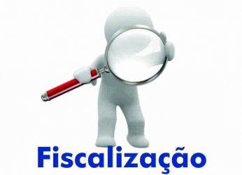 A fiscalização não é ação arrecadatória.