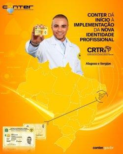 CONTER dá início à implementação da nova Identidade Profissional