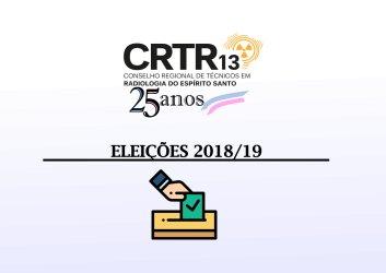 ELEIÇÕES 2018/19