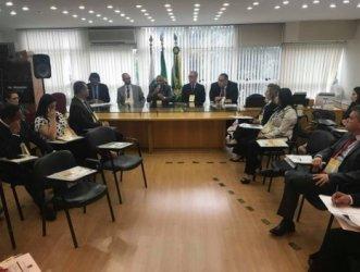 CONTER promove encontro de assessores jurídicos de todo o país