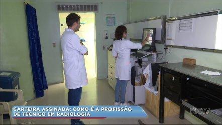 Veja como é a profissão de técnico em radiologia