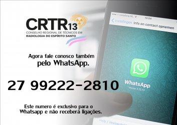WhatsApp do Conselho