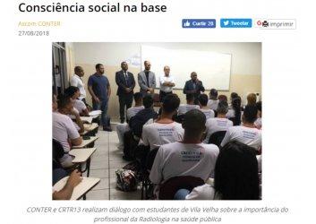Consciência social na base
